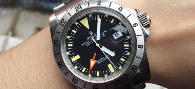 복제 시계